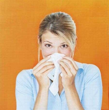 Очищение носа