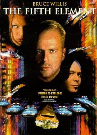 Пятый элемент the fifth element 1997